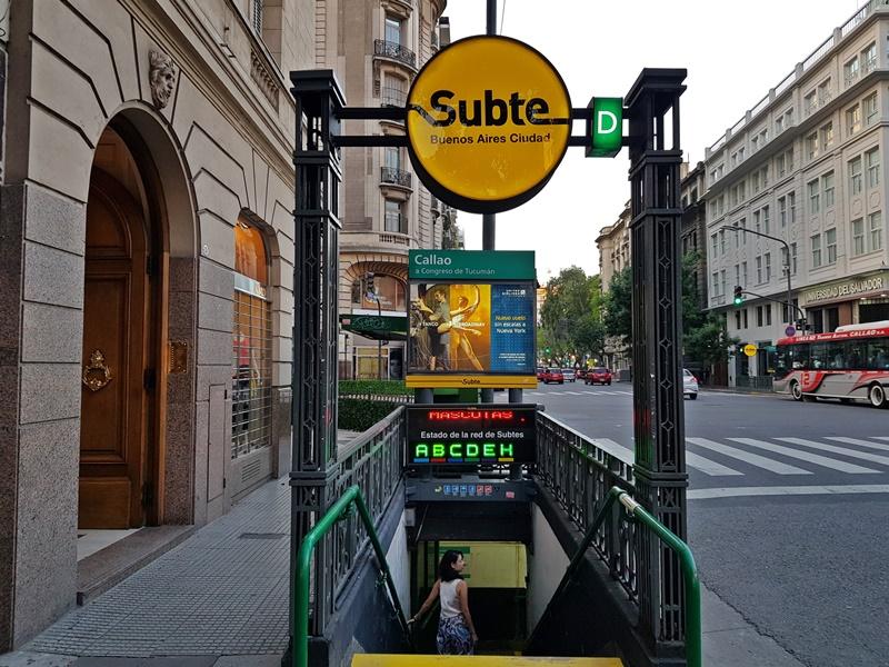 Transporte Público em Buenos Aires, dicas de como usar
