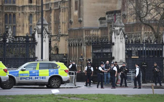 Public will see 'enhanced police presence' in West Yorkshire following terror attacks in London that led to five deaths and 40 people being injured