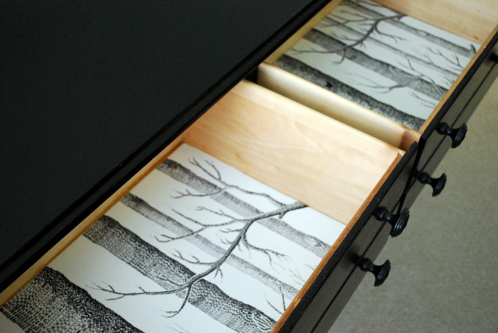 Dresser Drawer Liners