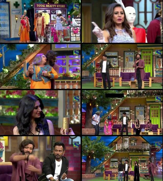 The Kapil Sharma Show 18 Sept 2016 Hindi TV Show 300MB Download at movies500.com
