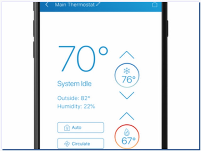 Trane Thermostat Iphone App
