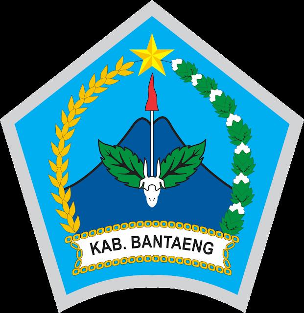 Logo Kabupaten Bantaeng Vector CDR CorelDraw & PNG
