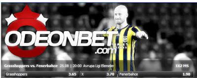 Grasshoppers Fenerbahçe maçı şifresiz izle kanallar listesi