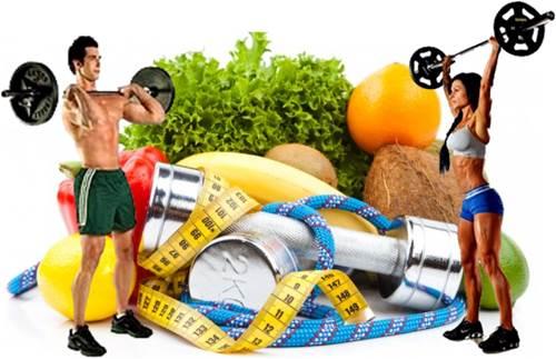 Nutrición deportiva pre y post entrenamiento