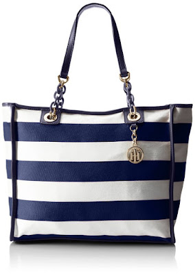 Tommy Hilfiger Adrianna Ribbon Tote Bag $51 (reg $128)