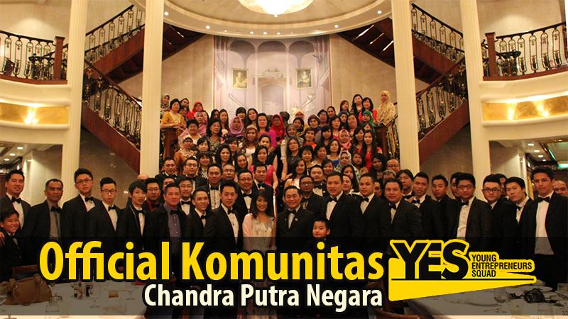 Komunitas YES by Chandra Putra Negara