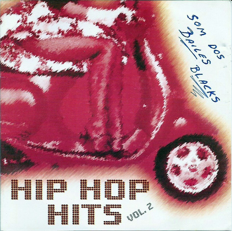 HIP HOP HITS VOL. 2 - RARIDADE