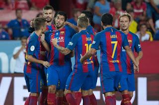 Liga Spanyol (La Liga) Musim 2016/2017 Pekan 19