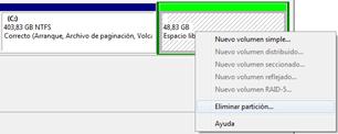 Como crear o eliminar particiones en Windows 7 sin tener que formatear -http://3.bp.blogspot.com/-SEuZD4pSrk0/T0vOIXvfbtI/AAAAAAAAAB8/l0GAsVpg_P0/s1600/Eliminar+particion.png