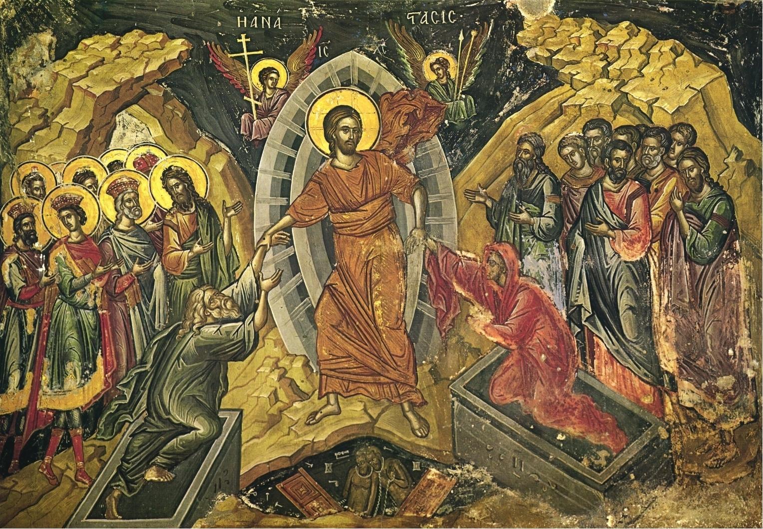Risultati immagini per icona di oggi è cominciata la nostra salvezza