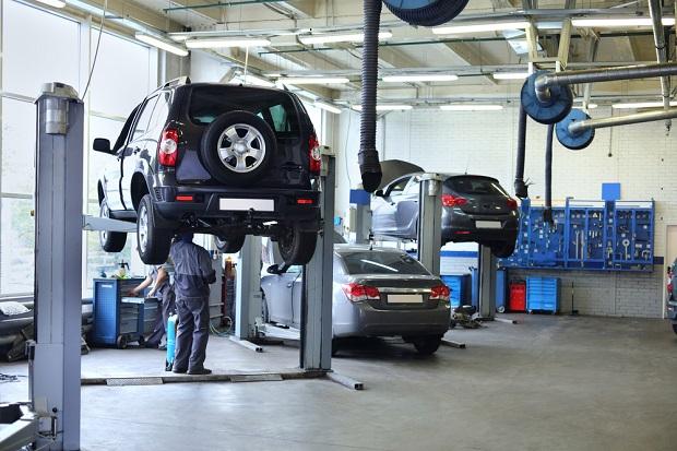 Volvo Car Service   Center