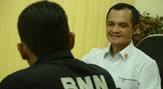 Bakamla RI & BNN Akan Gelar Latma di Perbatasan RI-Singapura