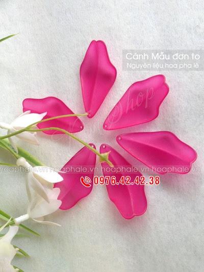 Nguyen lieu hoa pha le tai Kim Ma