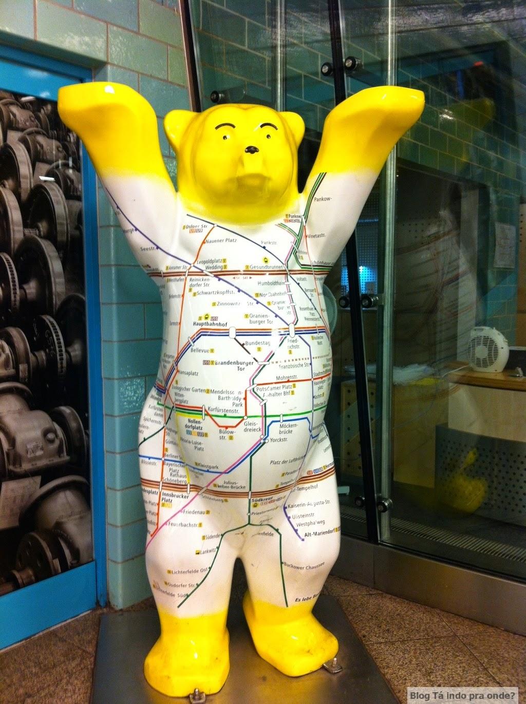 Buddy Bears em Berlim
