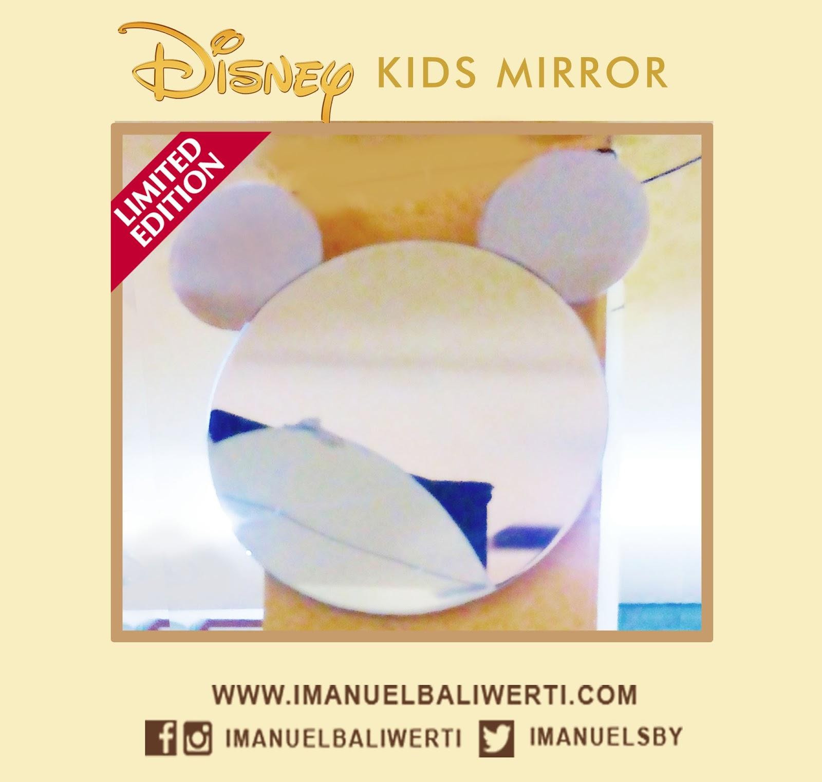 jual kaca mickey mouse disney cermin imanuel baliwerti surabaya
