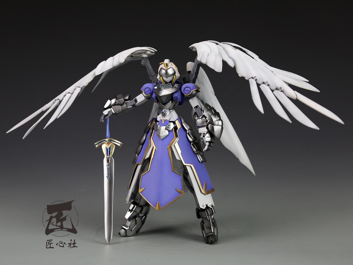 GUNDAM GUY: MG 1/100 Saber [FATE/STAY NIGHT] Wing Gundam