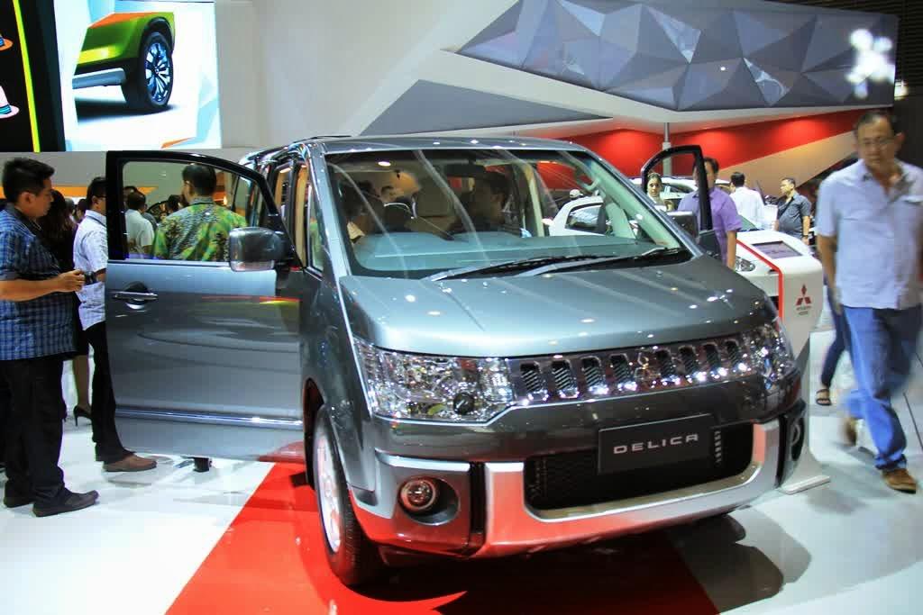Mitsubishi Delica 2015