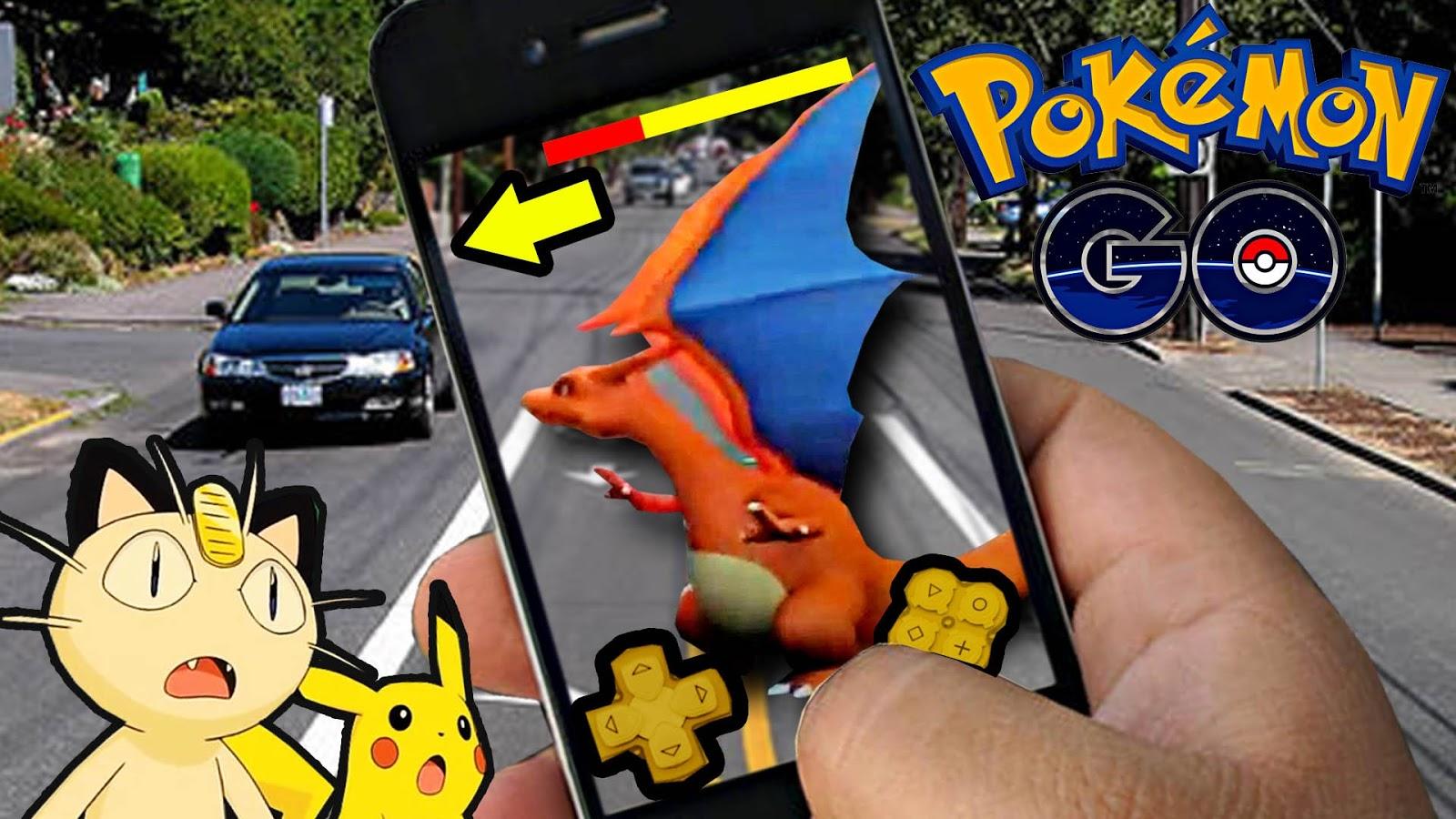 Pokemon Go: A Good Walk Digitized
