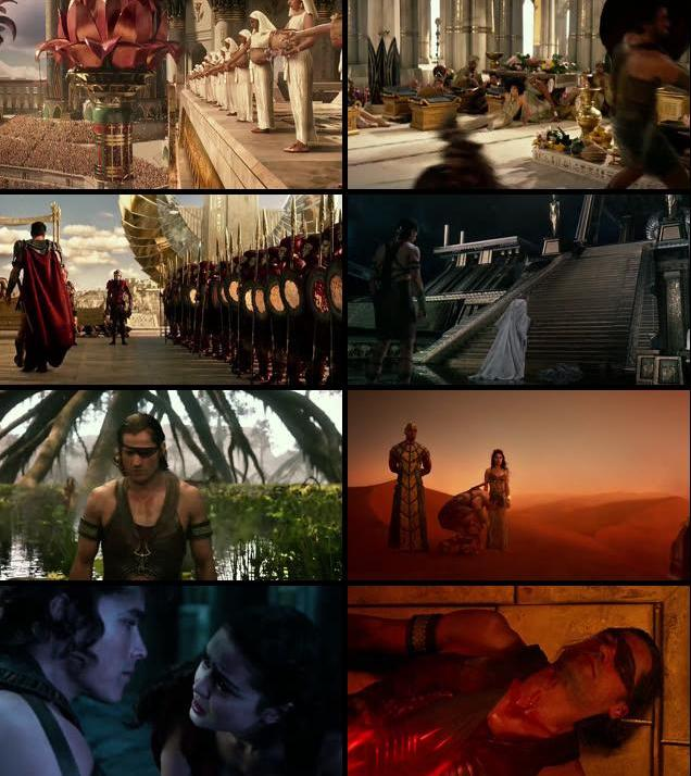Gods of Egypt 2016 Dual Audio ORG Hindi 720p BluRay