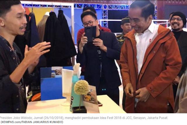 """Jokowi Menginginkan Empat Unicorn di Indonesia Disusul """"Startup"""" Lainnya"""