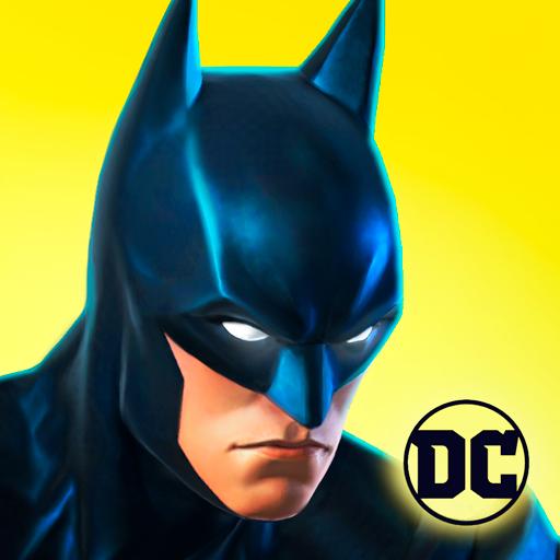 تحميل لعبه DC Comics Legends مهكره وجاهزه اصدار 1.21.4