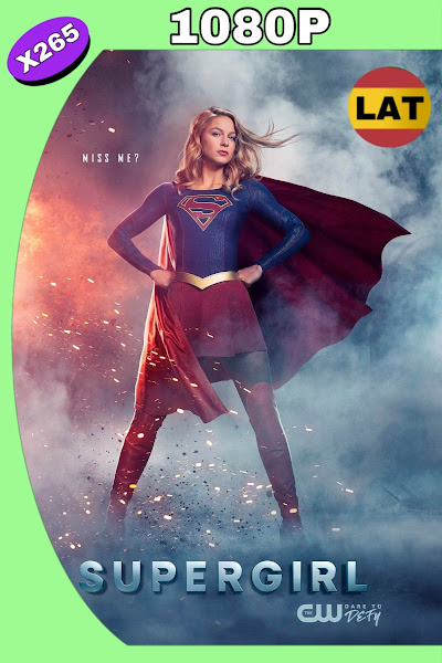 SUPERGIRL TEMPORADA 03 WEB-DL 1080P LATINO-INGLES MKV