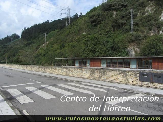 Ruta Bueño Peña Avis: Centro de Interpretación del Hórreo en Bueño