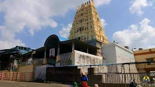 Yadagirigutta Temple History