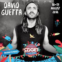 David Guetta, Sziget 2016