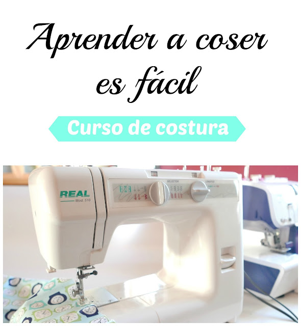 Aprender a coser gratis ~ Colours for Baby