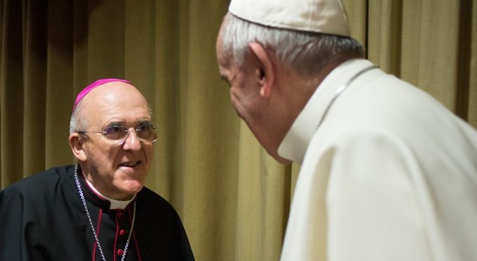 The Eponymous Flower: Archbishop Bans Cardinal Müller From ...