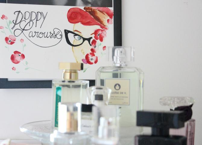 Repetto, Eli Saab, Lancôme, L'Artisan parfumeur, Givenchy, Parfums, Aquarelle