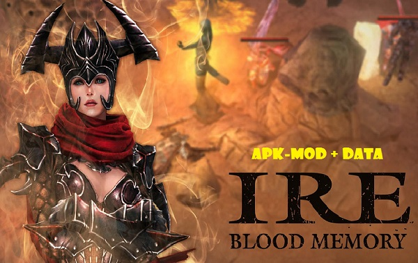 Download Ire Blood Memory Apk Mod + Data Unlocked Game