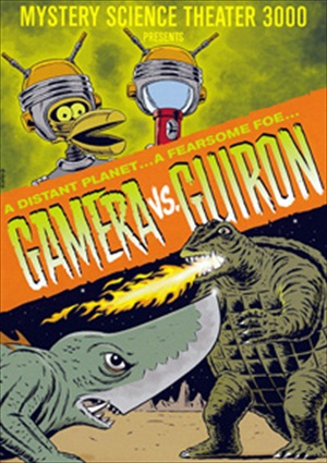 Gamera vs. Guiron 1969 UNRATED Dual Audio Hindi 720p BluRay 850mb