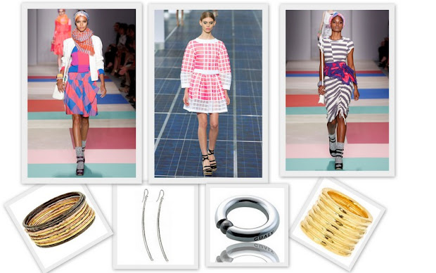 Spring 2013- Marc Jacobs/ Chanel