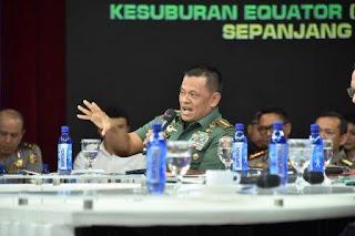 Panglima TNI : Enam Perspektif Ancaman Bangsa Indonesia