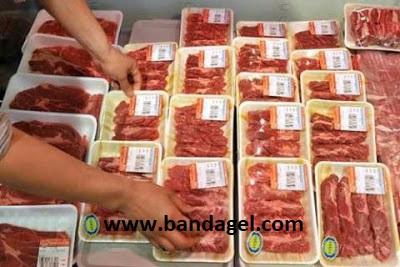 Bảo quản thịt đông lạnh với túi đá gel - www.bandagel.com
