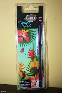 Le crayon  yeux: Violet Rio de Janeiro de Labell collection Brazilien Mambo (Intermarché)