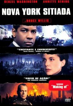 Capa do Filme Nova York Sitiada