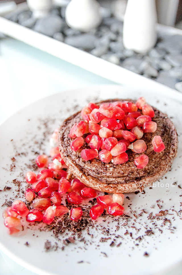 Mug Cake de chocolate Fitness