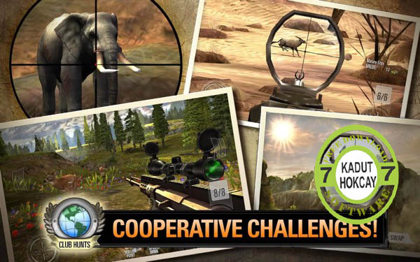 Download Game Android Deer Hunter 2014 2.0.0 MOD Apk + Data