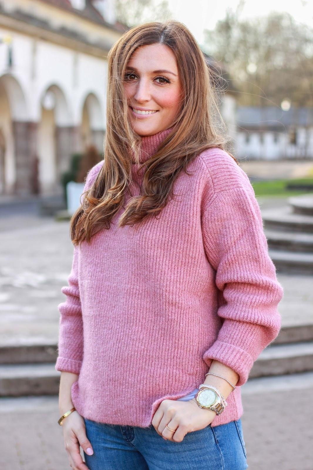 Rosa Rolli - Outfitinspiration Fashionblogger - Modeblogger - Frankfurt Fashionblogger