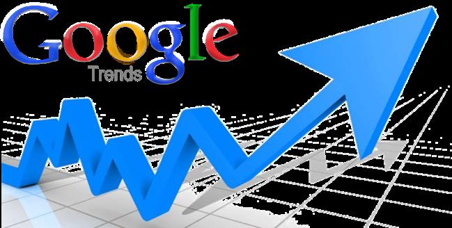 Temukan Kata Kunci Populer dengan Google Trends