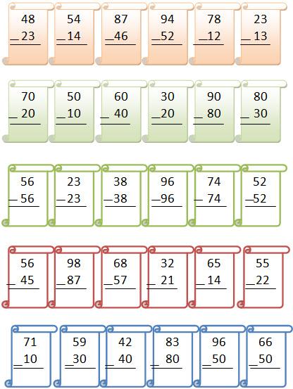 2 Sinif Matematik Cikarmada Verilmeyeni Bulma Etkinlikleri 3