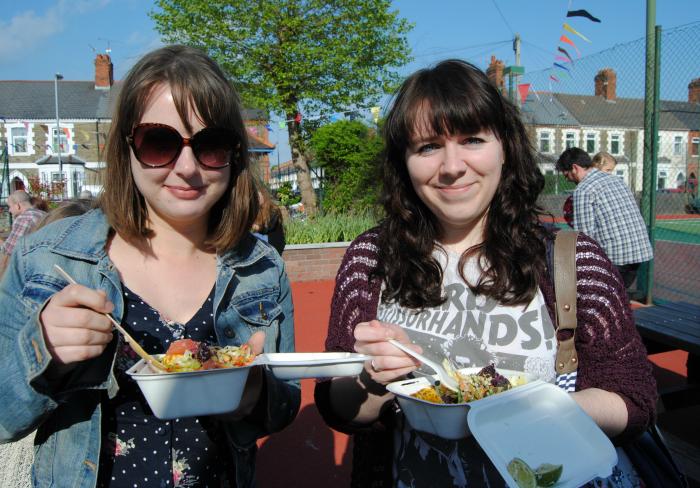 Cardiff Vegetarian Festival