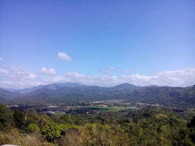 Antipolo mountains