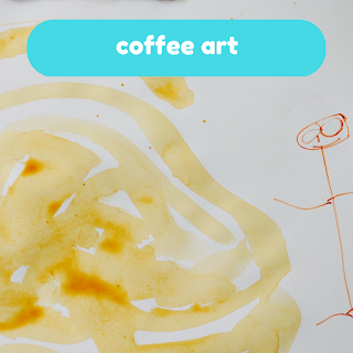 Practical Mom Best of 2016: Coffee Art