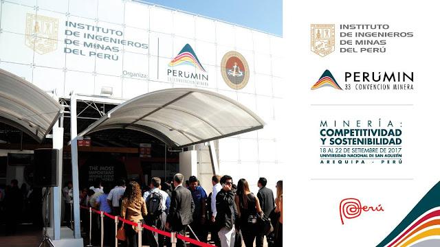 Convención Minera Arequipa 2017