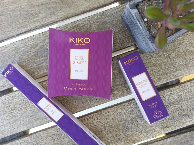collection rebel romantic de kiko