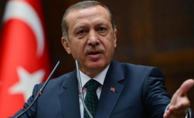 Μηνύματα Ερντογάν για σκληρή πολιτική εντός και εκτός Τουρκίας